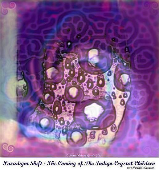 Paradigm Shift: The Coming of the Indigo-Crystal Children