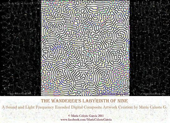 The Wanderer\'s Labyrinth of Nine