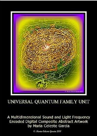 Universal Quantum Crystal Family Unit